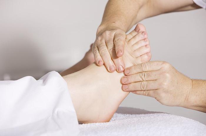 Fußrelaxmassage Vera Gehling Waltrop