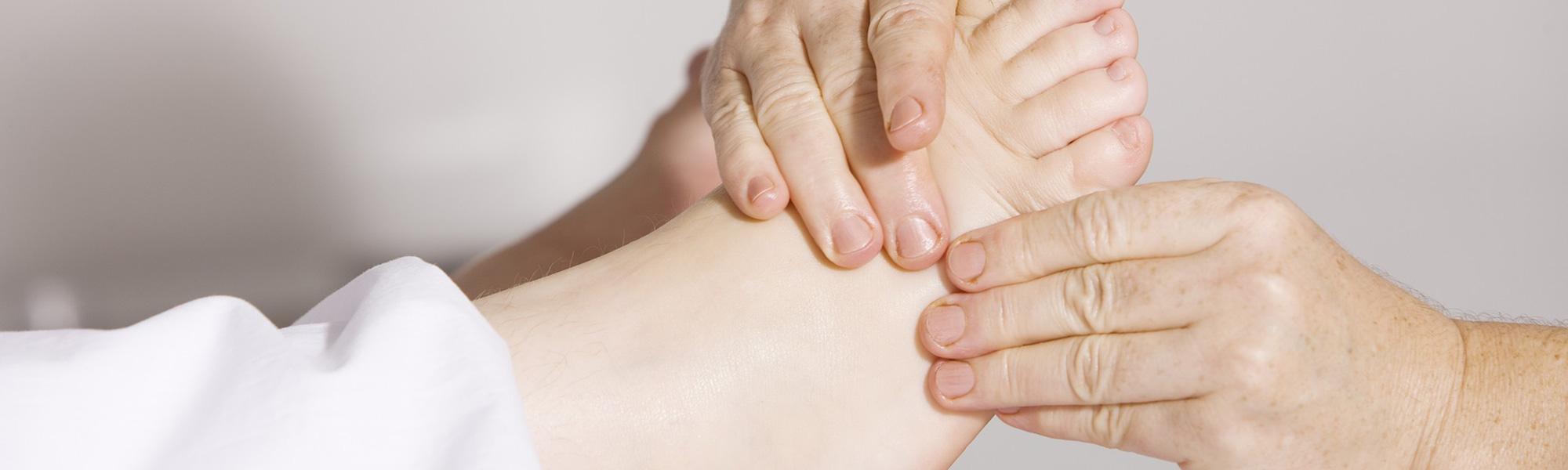 Fußmassage Waltrop